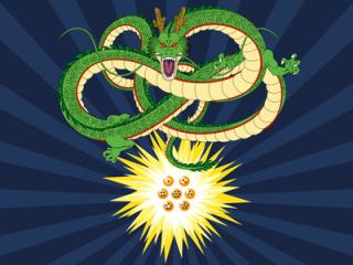 shenron dragon ball z